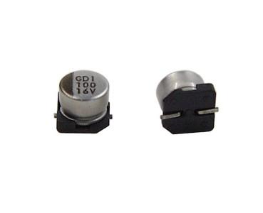 Condensateur CMS 470µF/25V