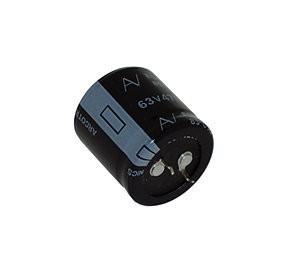 Condensateur métallique 4700µF/63V