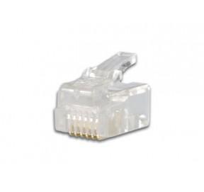 Connecteur modular 6 pôles - 6 contacts