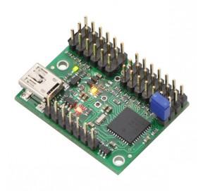 Contrôleur Maestro 12 servos USB 1352