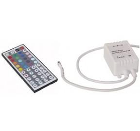 Contrôleur RGB avec télécommande IR