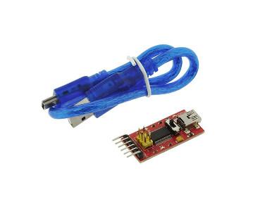 Convertisseur USB-Série FTDI GT1125