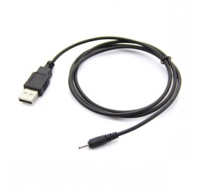 Cordon USB - alim 2,0 x 0,6 mm USB2006