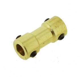 Coupleur d'axes 2-5 mm CL25