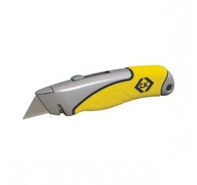 Cutter ergonomique rétractable C&K T0957-1