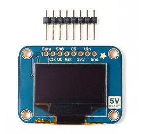 Ecran monochrome 128X64 ADA326