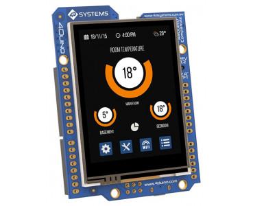 Ecran tactile 2,4'' programmable 4Duino-24