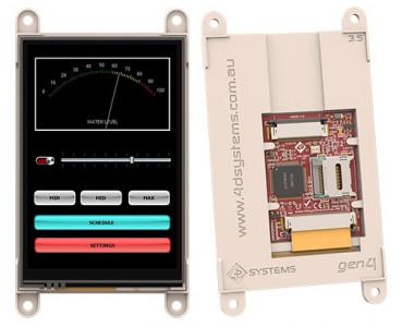 Ecran tactile 89mm gen4-uLCD-35DT-PI