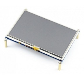 Ecran tactile 5'' LCD5 pour Raspberry Pi
