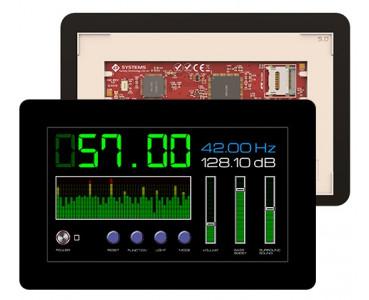 Ecran tactile 178mm gen4-uLCD-70DCT-CLB-PI