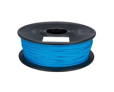 Bobine de fil 1,75 mm PLA bleu clair