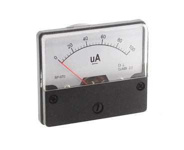 Galvanomètres série BP670-100µA