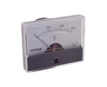 Galvanomètre série PM2-300VAC
