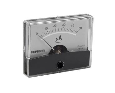 Galvanomètre série PM2-50µA