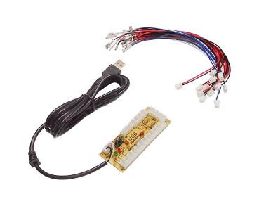 Interface USB pour borne d'arcade RB-ZDE