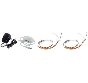 Kit complet flexibles blancs et variateur