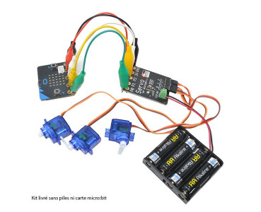 Kit servos SKU00075