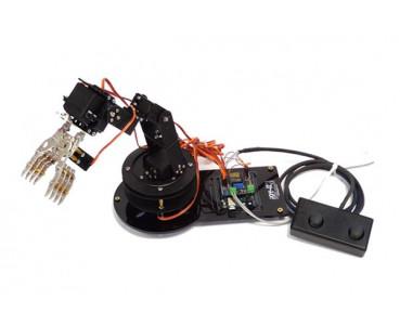 Kit bras robotique + manette BRAS01