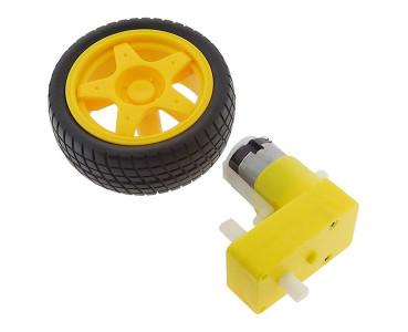 Kit roue + motoréducteur MT04