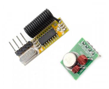 Kit émetteur-récepteur 433MHZ