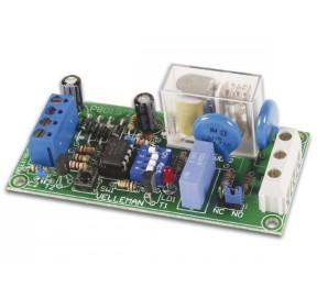 Kit relais temporisateur multifonctions K8015
