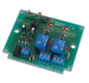 Récepteur codé HF à 2 canaux Kit K8057