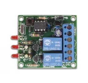 Récepteur 2 canaux IR Kit MK161