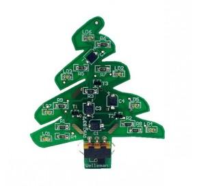 Sapin de Noël USB à leds CMS