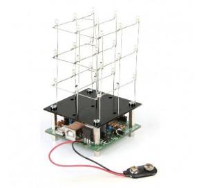 Cube à leds 3D MK193