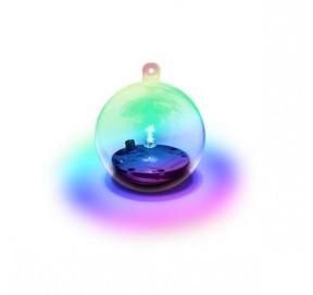 Boule à leds RGB