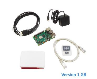 Kit Raspberry Pi 4 B KIT-PI4-1GB