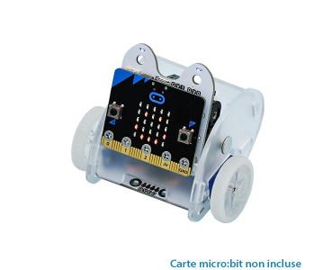 Kit Ring:bit Car V2 EF08201 (micro:bit non incluse)