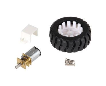 Kit 1 roue + moteur MT03