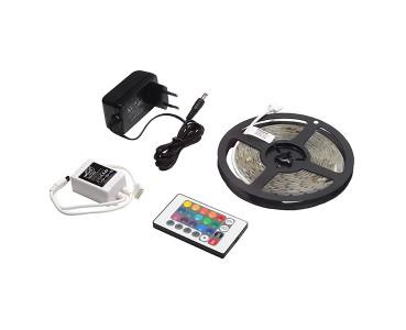Kit ruban à leds RGB LEDS15RGB