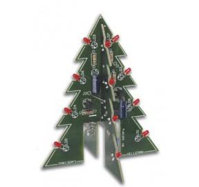 Sapin de Noël en 3D WSSA130