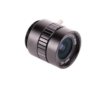 Lentille 6 mm pour caméra HQ