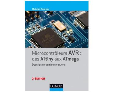 Les microcontrôleurs AVR: des ATtiny aux ATmega