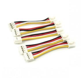 lot de 5 câbles 5 cm Grove