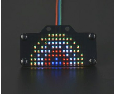 Module I2C 8x16 Leds DFR0522Matrice 8x16 Leds RGB I2C DFR0522