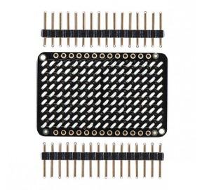 Matrice CharliePlex 16x9 à leds vertes ADA2972