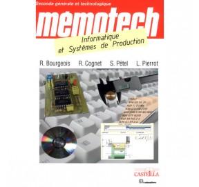 Mémotech informatique et systèmes de production