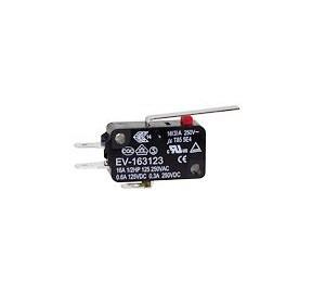 Microrupteur 12A à levier