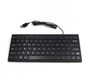 Mini-clavier USB QWERTY