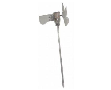 Mini-éolienne à LEDs RGB C0210