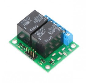 Module 2 relais 12 Vcc 2487