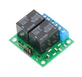 Module 2 relais 5 Vcc 2485