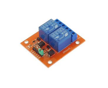 Module 2 relais 5 Vcc GT114