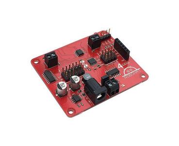 Module 2 x moteurs CC 1,5 A RoboHat