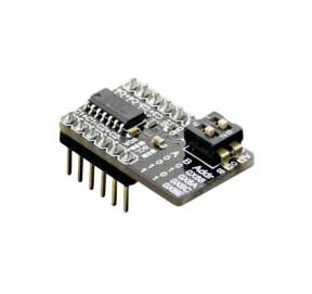 Module 4 canaux analogiques I2C DFR0316