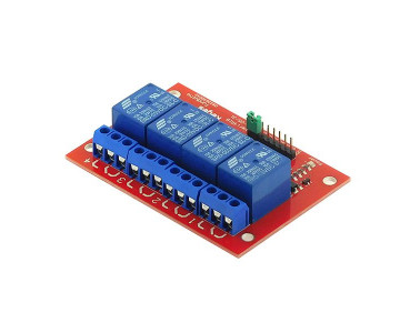 Module 4 relais 5 Vcc GT108